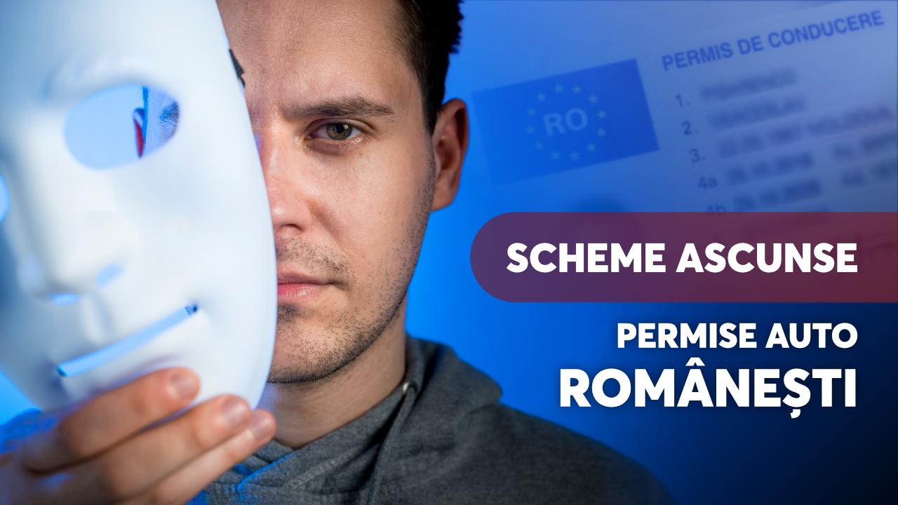Cum obțin permis de conducere românesc?